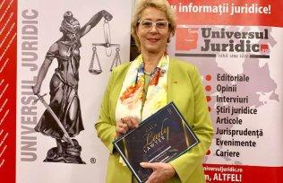 DANA GRUIA DUFAUT, PRIX D'EXCELLENCE EN FUSIONS-ACQUISITIONS